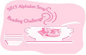 2015 Alphabet Soup Reading Challenge