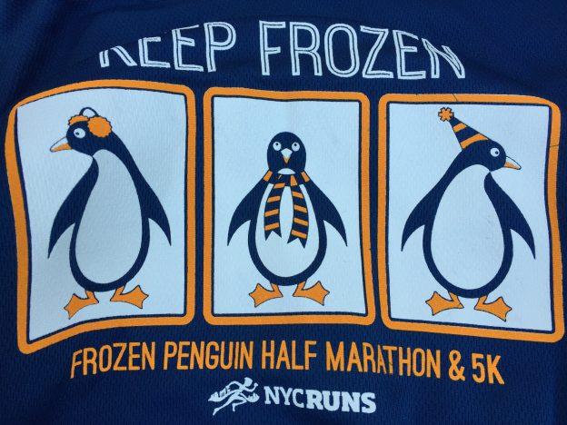 Officially a Frozen Penguin